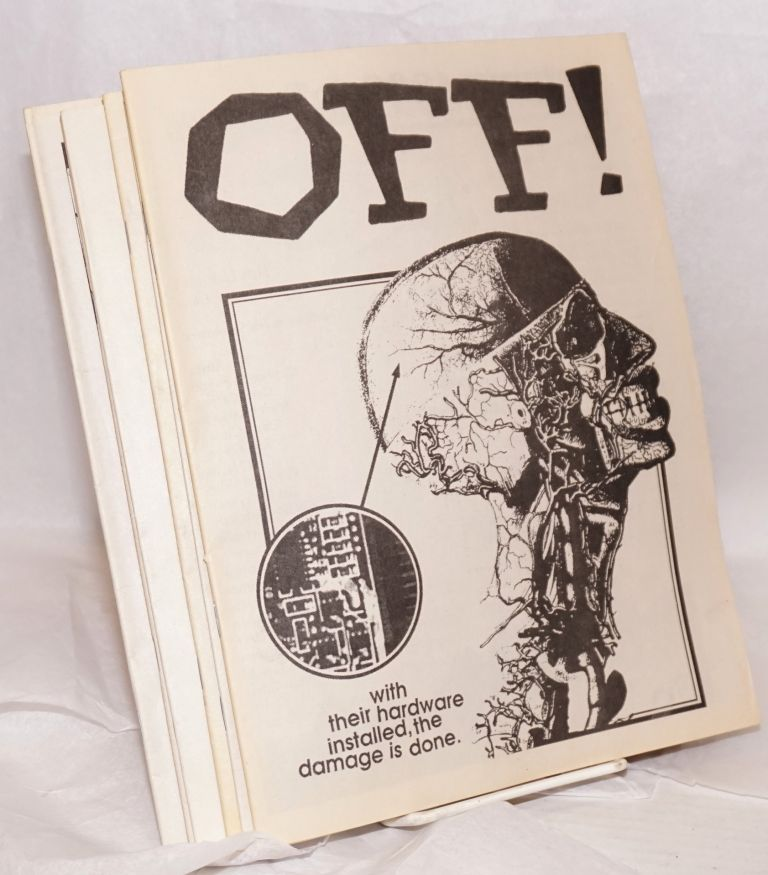 Off! [seven issues]. Off Campus College Meeting, State University of New York at Binghamton.