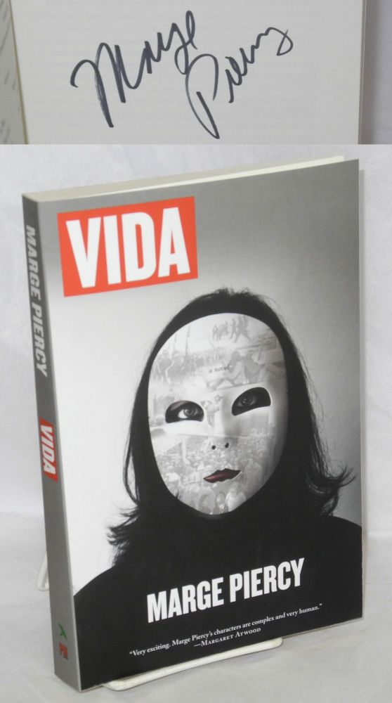 Vida [a novel]. Marge Piercy.