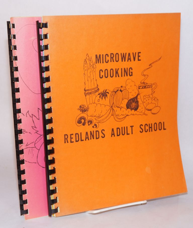 Microwave Cooking [vol. I and II]. Judy Phillips.