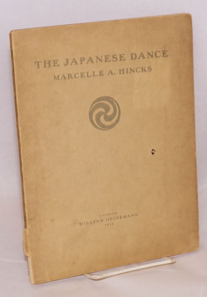 The Japanese dance. Marcelle Azra Hincks.