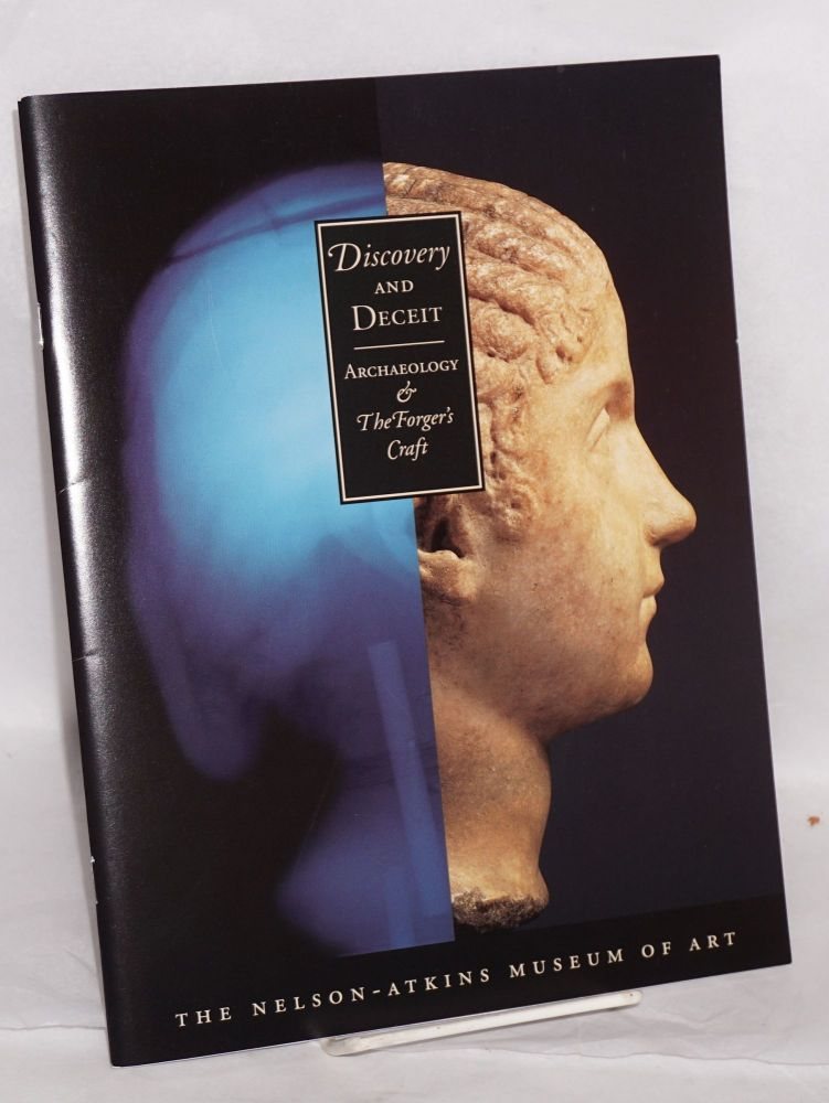 Discovery and deceit archaeology & the forger's craft. Robert Cohon.