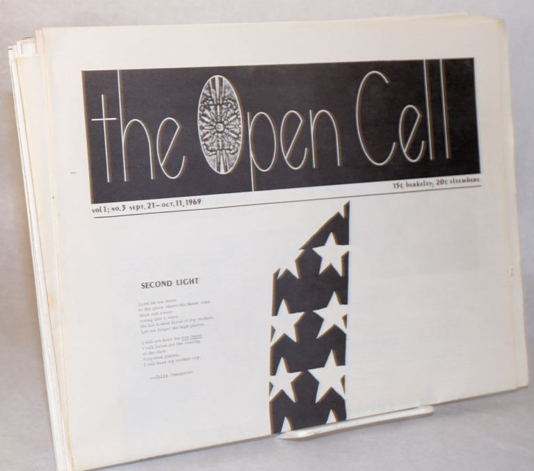 The Open Cell. [eight issues]