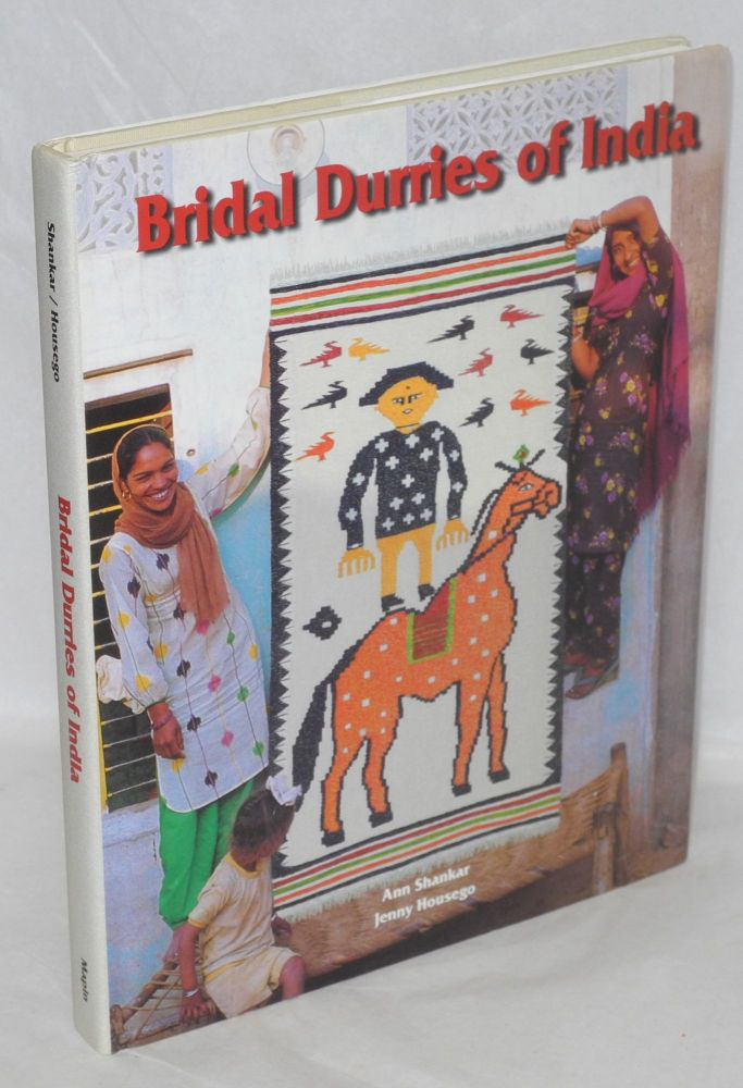 Bridal durries of India. Ann Shankar, Jenny Housego.