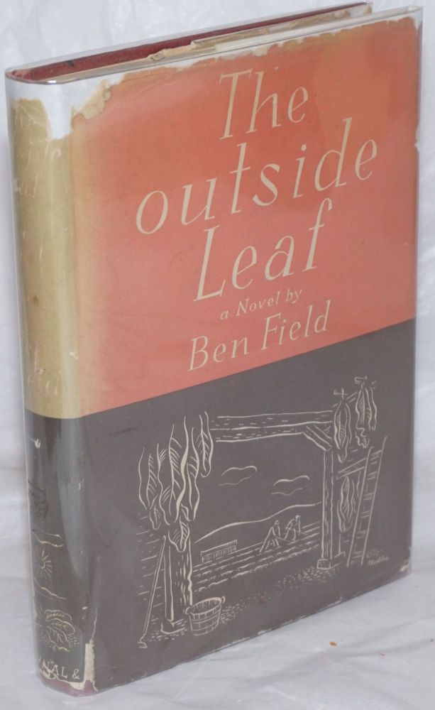 The outside leaf. Ben Field.
