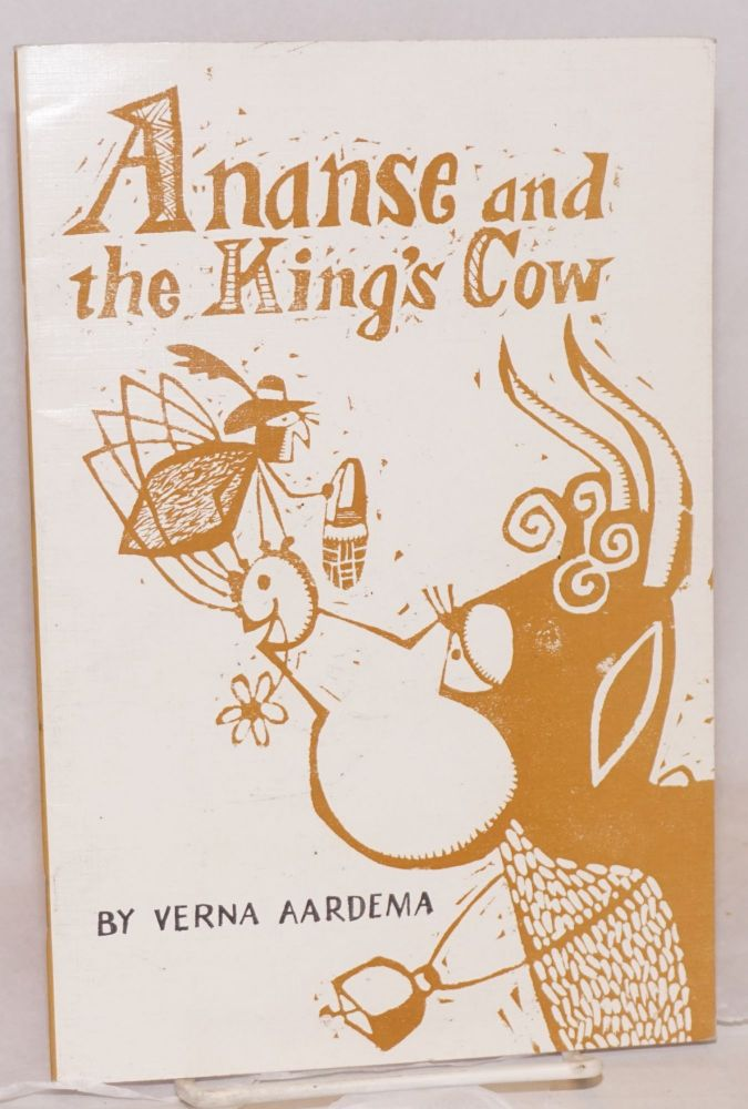 Ananse and the king's cow. Harry Wysocki, Verna Aardema, designed.