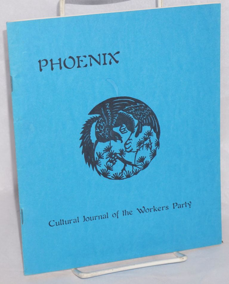 Phoenix: cultural journal of the Workers Party