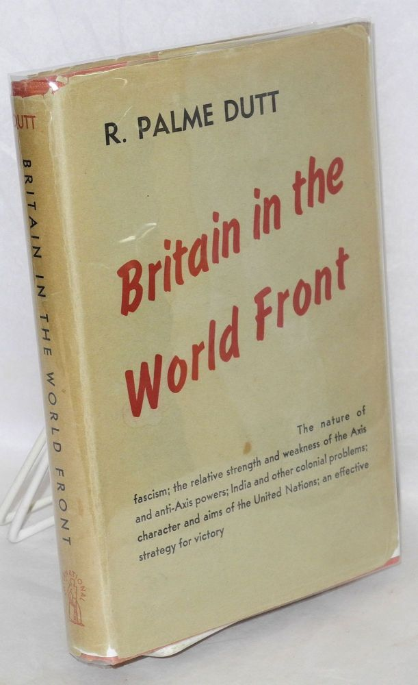 Britain in the world front. R. Palme Dutt.