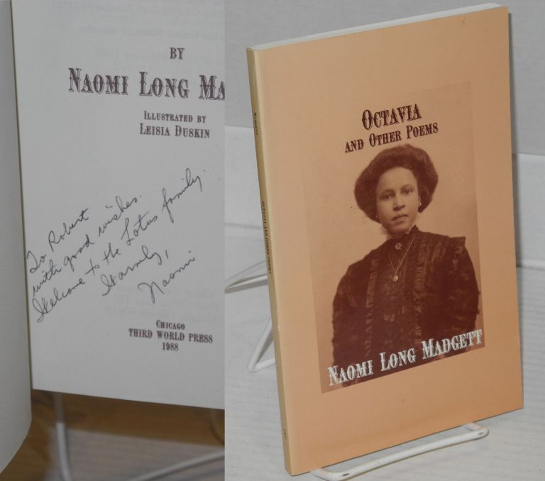 Octavia and other poems, illustrated by Leisia Duskin. Naomi Long Madgett.
