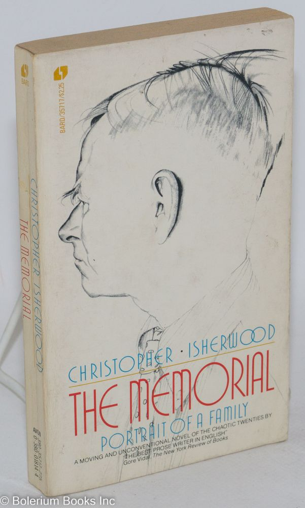 The memorial: portrait of a family. Christopher Isherwood.