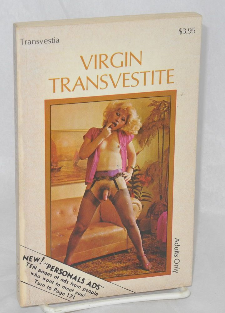 Virgin transvestite. Anonymous.