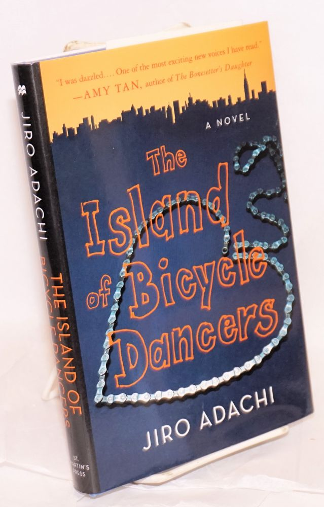 The island of bicycle dancers a novel. Jiro Adachi