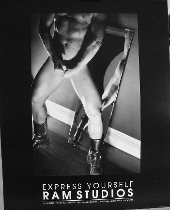Express yourself (poster). Ram Studios.