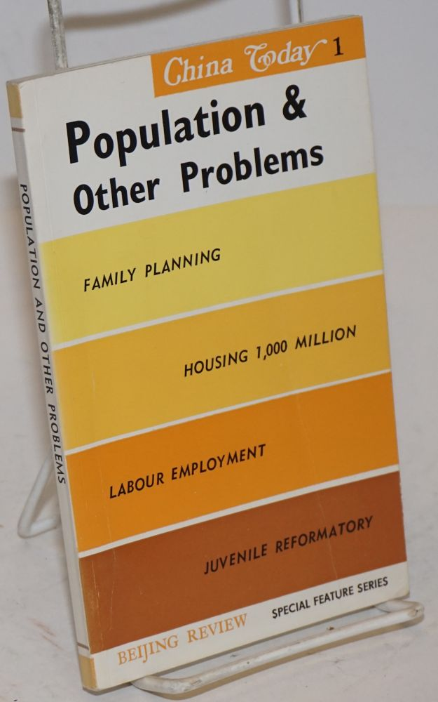 Population and other problems