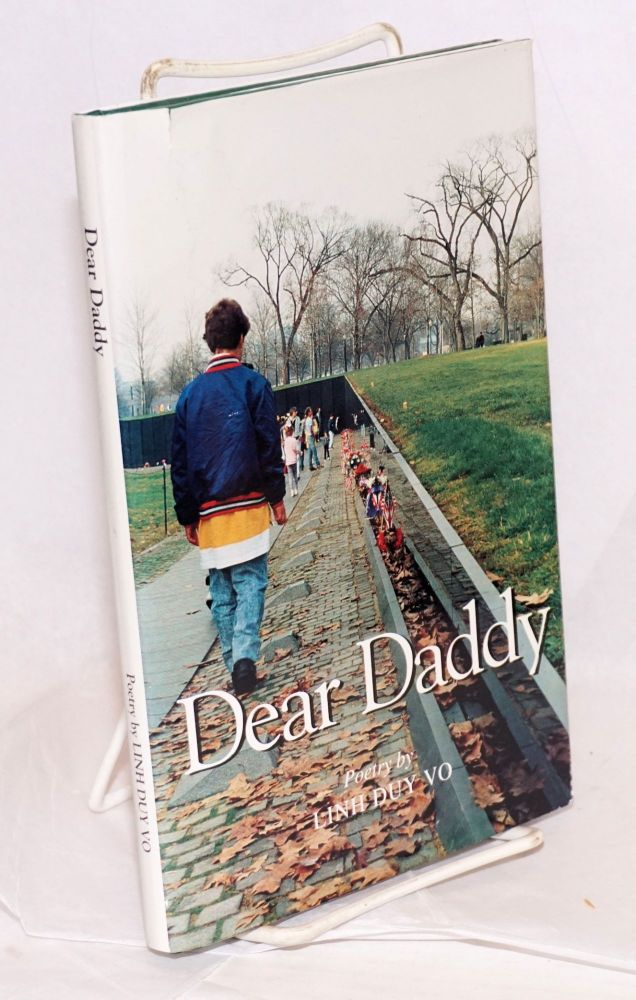 Dear Daddy; poetry. Linh Duy Vo.
