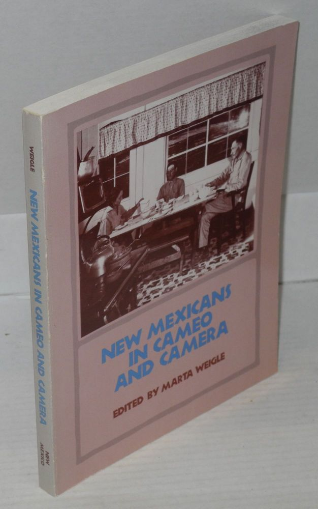 New Mexicans in cameo and camera: New Deal documentation of Twentieth-century lives. Marta Weigle, , Dorothea Lang.