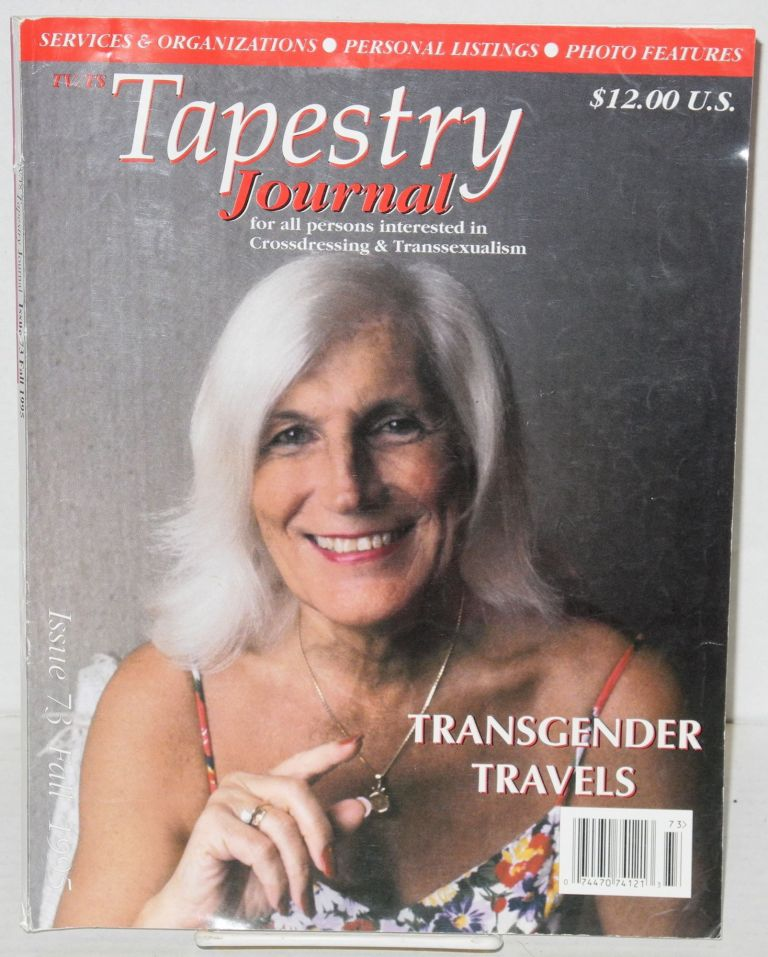 TV/TS tapestry journal: for all persons interested in cross-dressing and transsexualism, issue #73 Fall, 1995
