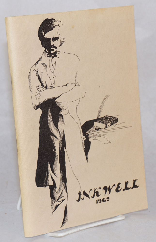 The Inkwell 1969 eleventh publication English Department of Hall High School Little Rock, Arkansas. Clark Malcolm, , -in-chief.