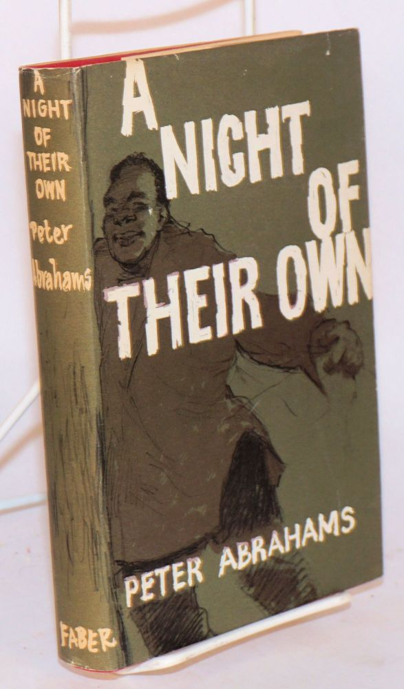 A night of their own. Peter Abrahams.