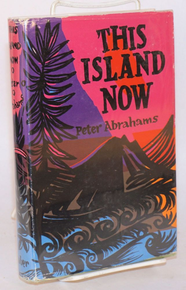 This island now. Peter Abrahams.