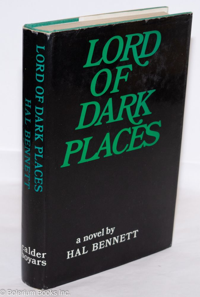Lord of dark places. Hal Bennett.