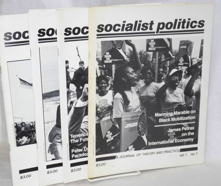 Socialist Politics: a journal of theory and practice. [first four issues]