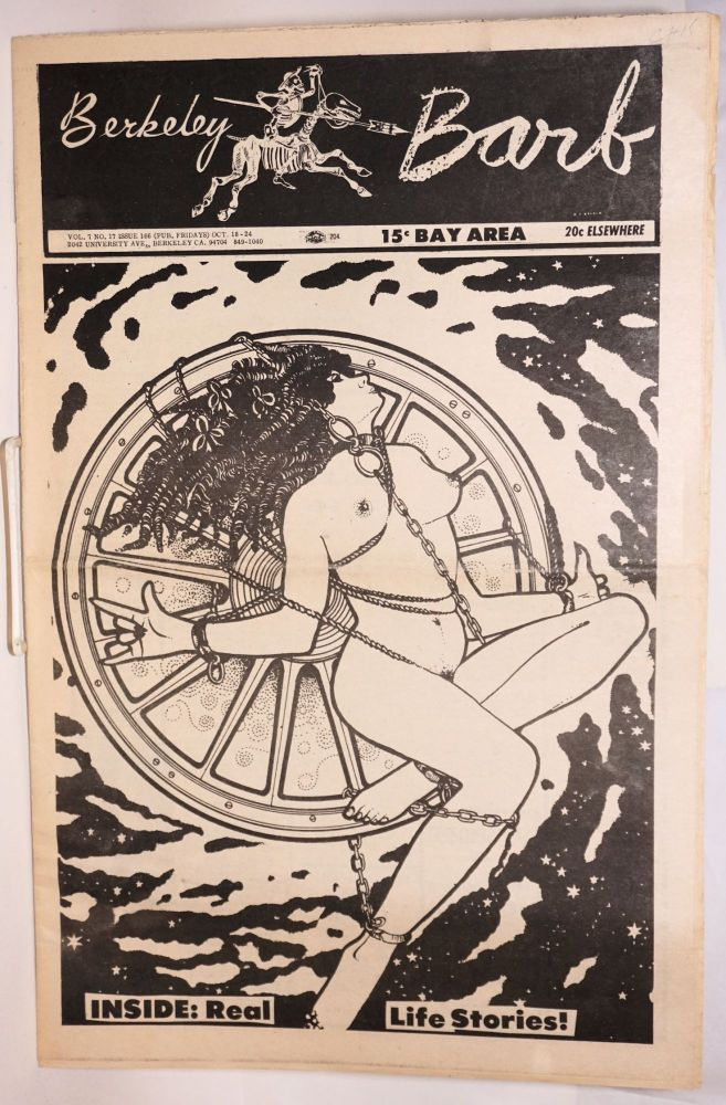 Berkeley Barb vol 7 no 17, issue 166 (Oct. 18-24, 1968)