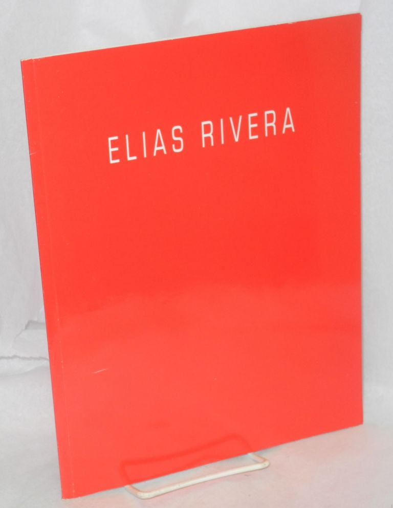 Visions of Solola: an exhibition of selected paintings at Riva Yares Gallery. Elias Rivera.