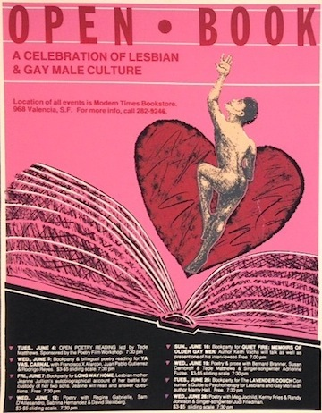 Open Book: A Celebration Of Lesbian & Gay Male Culture