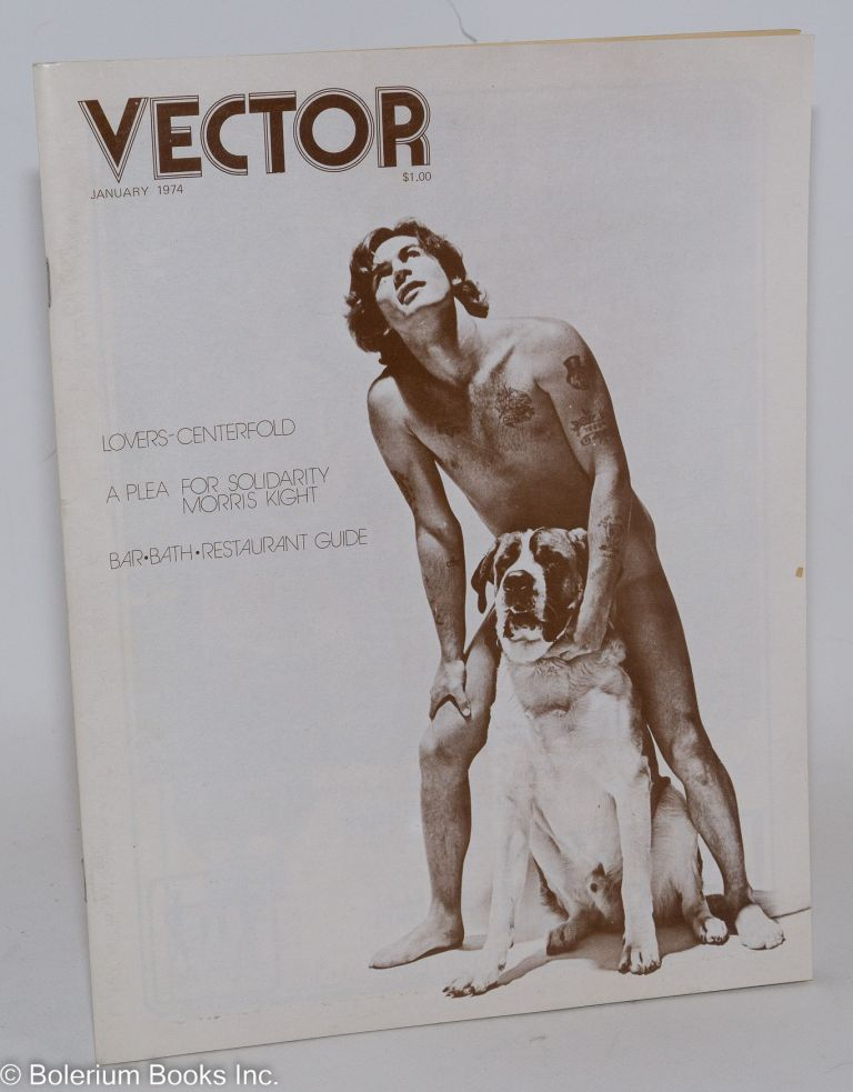 Vector; vol. 10, no. 1, January 1974