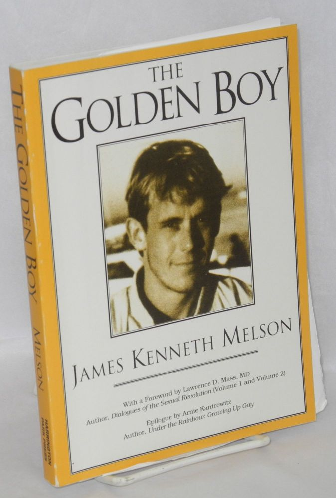 The golden boy. James Melson Melson.