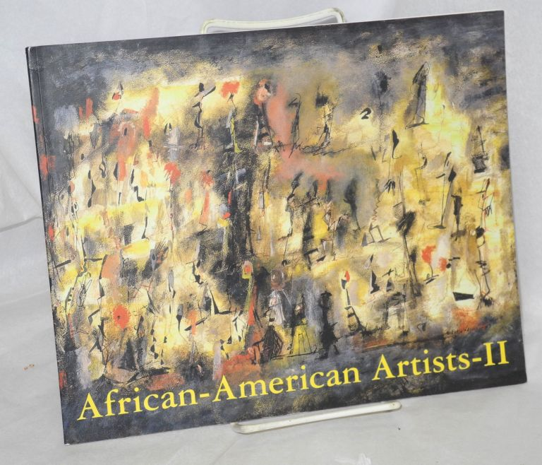 African American artists - II; an exhibition February 12th to March 18th, 2000, Bill Hodges Gallery. Charles Alston, John Biggers, Romare Beardon.