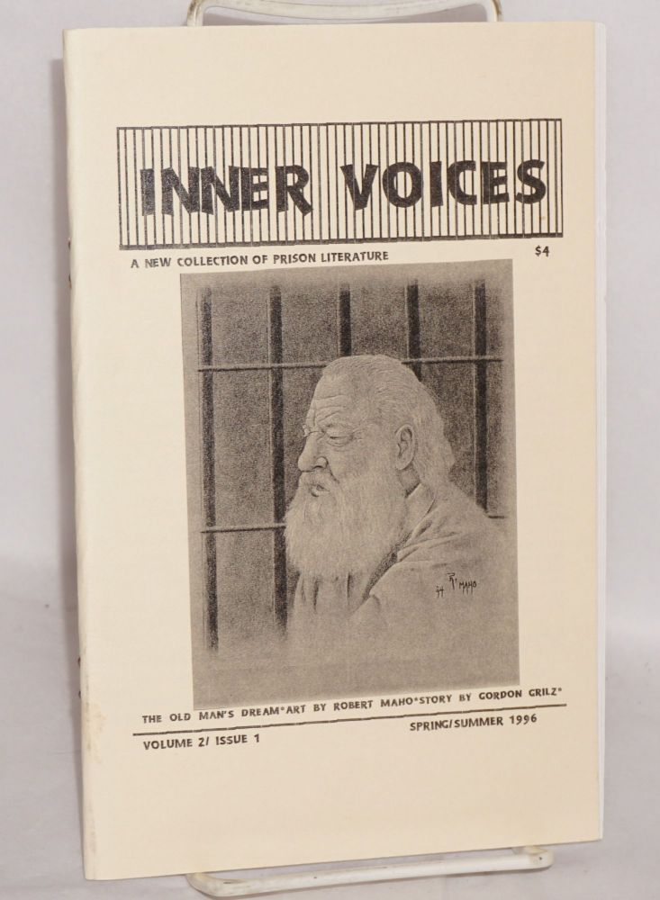 Inner voices: A new collection of prison literature. Vol. 21 issue 1