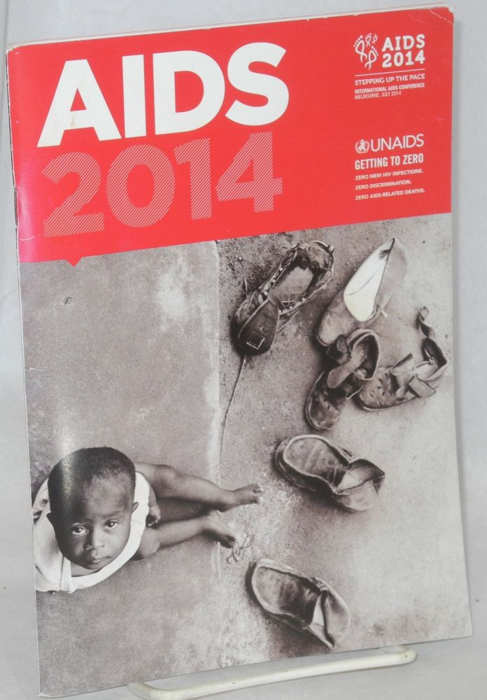 AIDS 2014: stepping up the pace