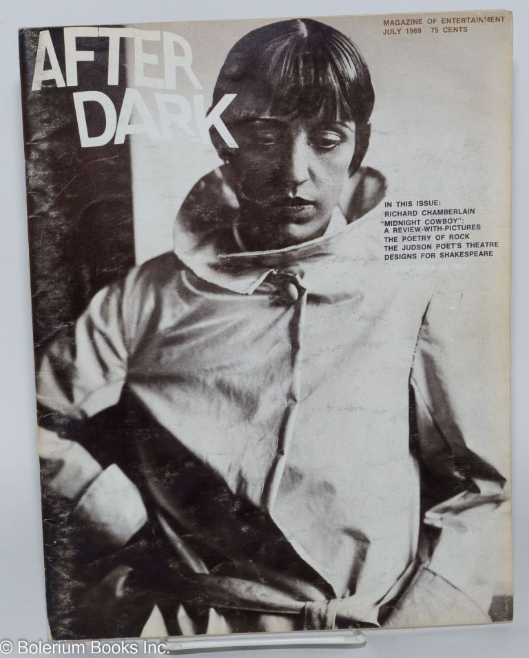 After Dark: magazine of entertainment vol. 11, #3 July 1969 (actually volume 2 #3 of this incarnation of the magazine)