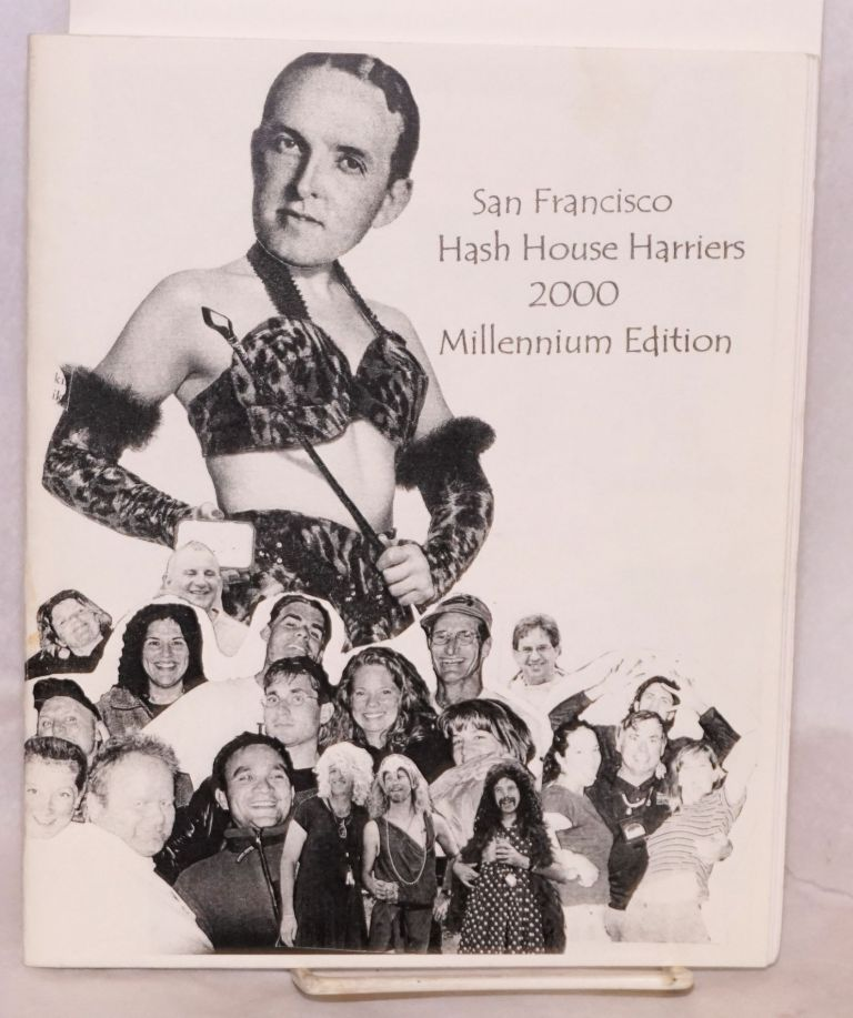 San Francisco Hash House Harriers. 2000 Millennium Edition