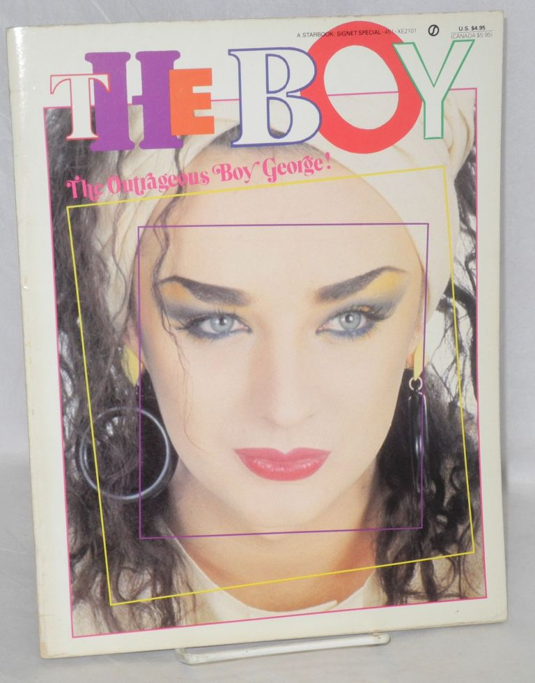 The Boy: the outrageous Boy George! Mary J. Edrei Boy George.