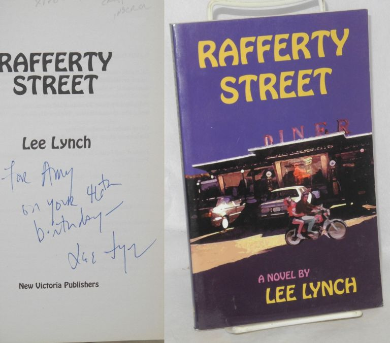 Rafferty Street. Lee Lynch.
