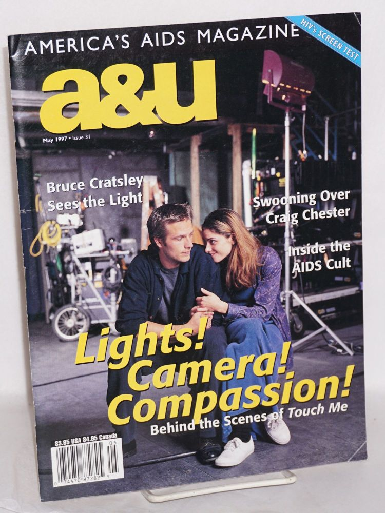 A & U: America's AIDS magazine; vol. 6, #4, issue #31, May 1997