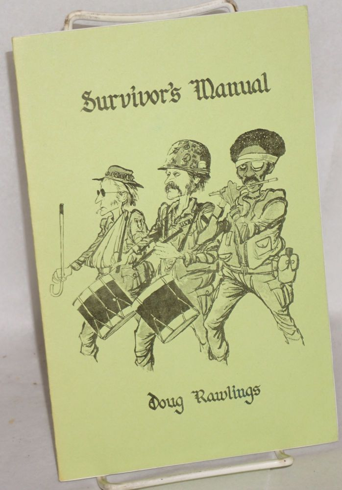 Survivor's Manual. Doug Rawlings.