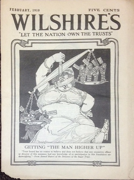 Wilshire's, vol. 14, no. 1, January, 1910. Gaylord Wilshire, ed.
