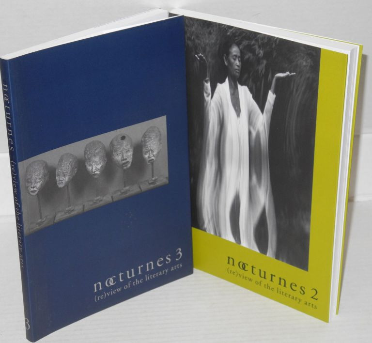 Nocturnes: (re)view of the literary arts, #2 & 3 [2 volumes]. Giovanni Singleton, , opalmoore, devorah major, Al Young, Pat Reed, Summi Kaipa.