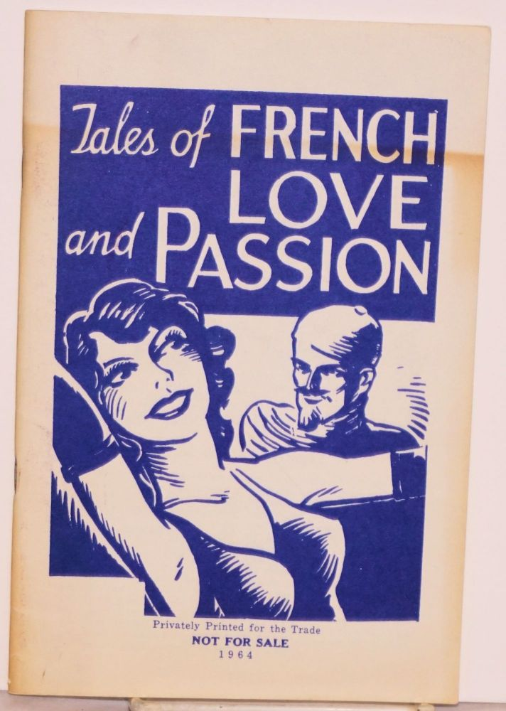 Tales of French love and passion. Guy De Maupassant.