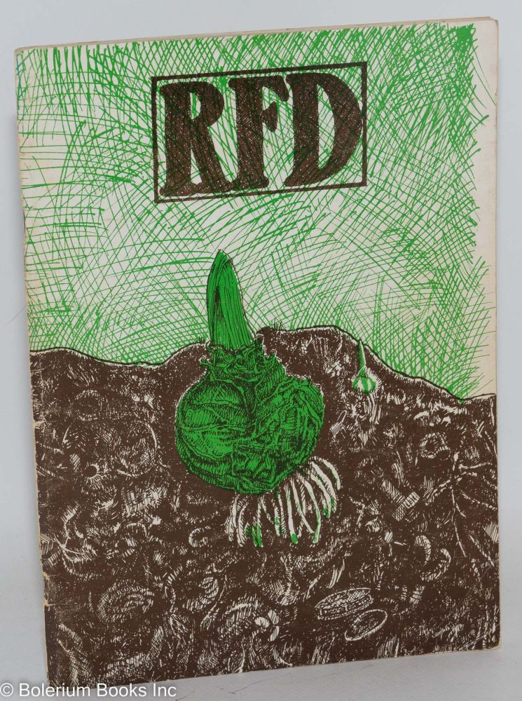 RFD: a country journal for gay men; #11, Spring, 1977, Spring Solstice/Mechanics Issue