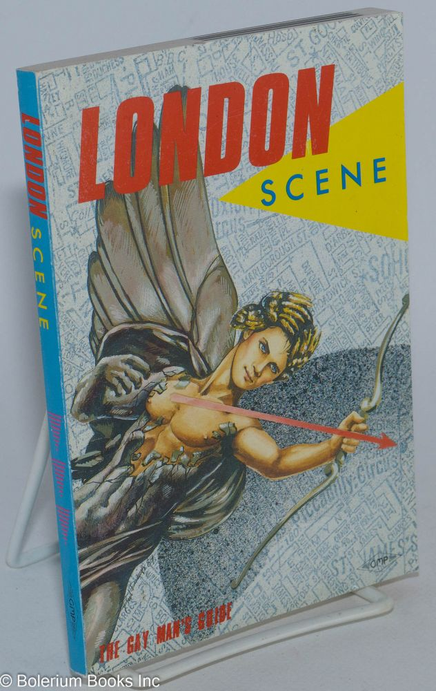 London scene: the gay man's guide