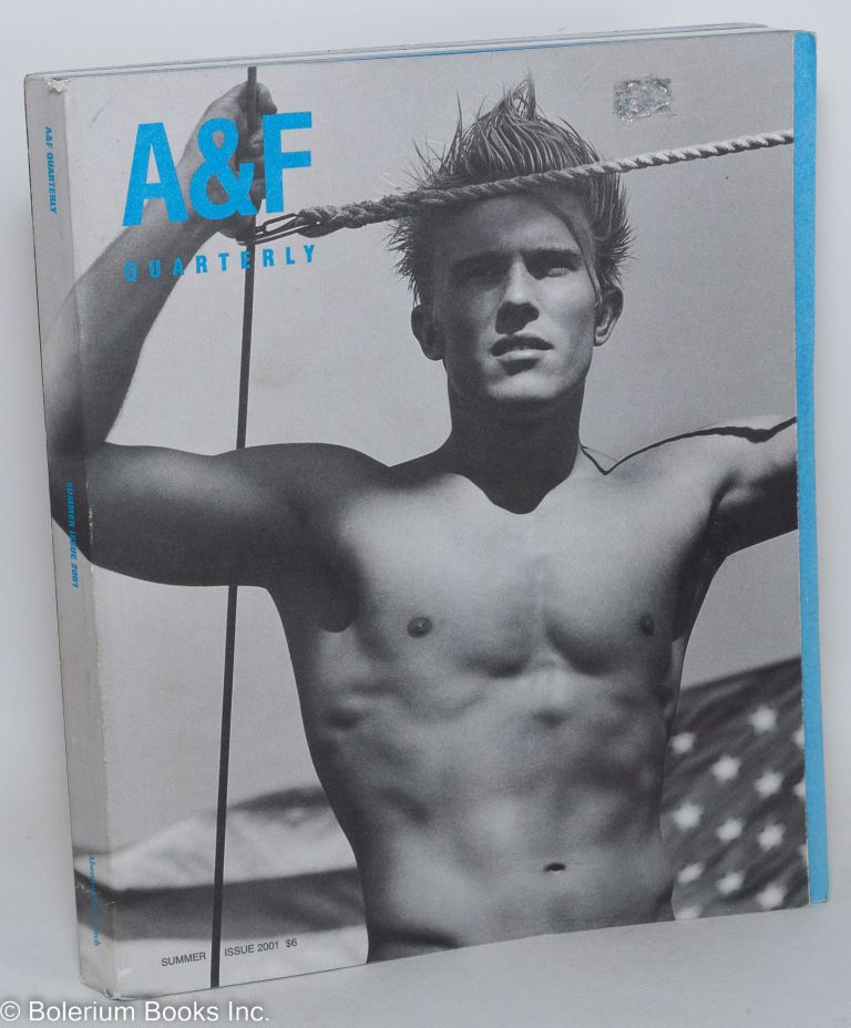 A&F quarterly; Summer issue 2001. Bruce Weber.
