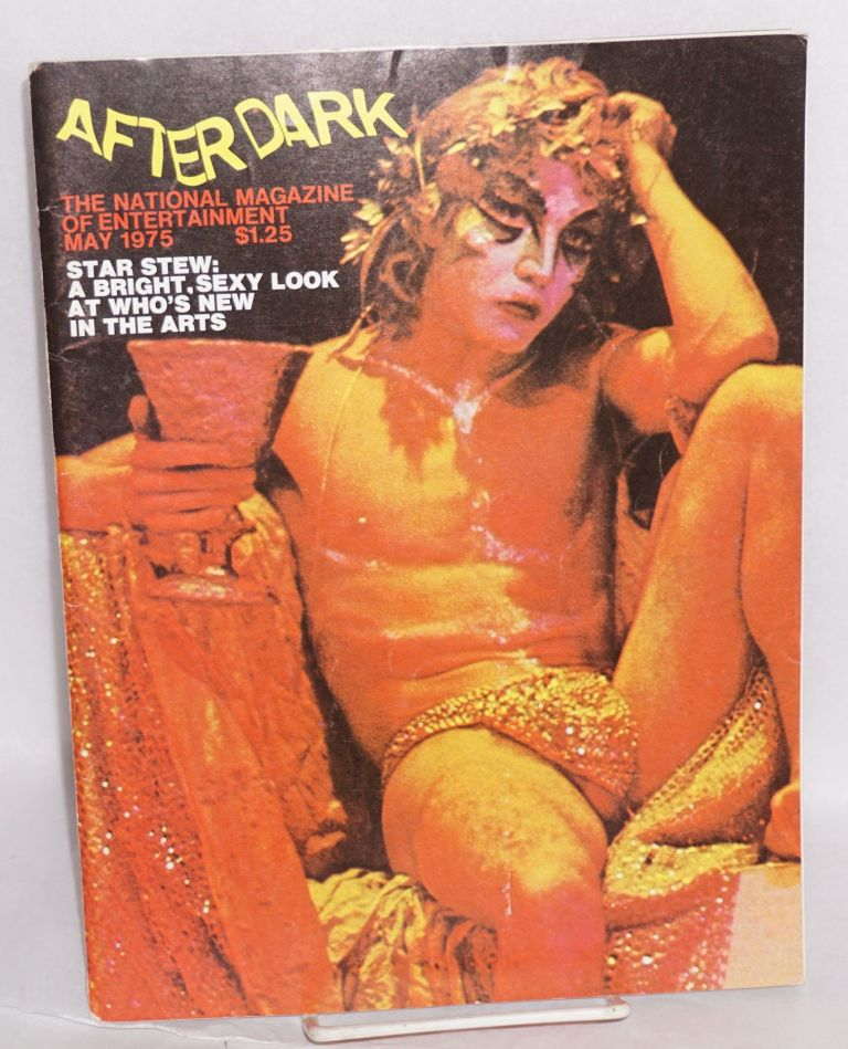 After Dark: magazine of entertainment vol. 8, #1, May 1975