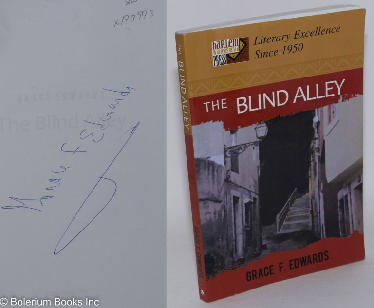 The Blind Alley. Grace Edwards.