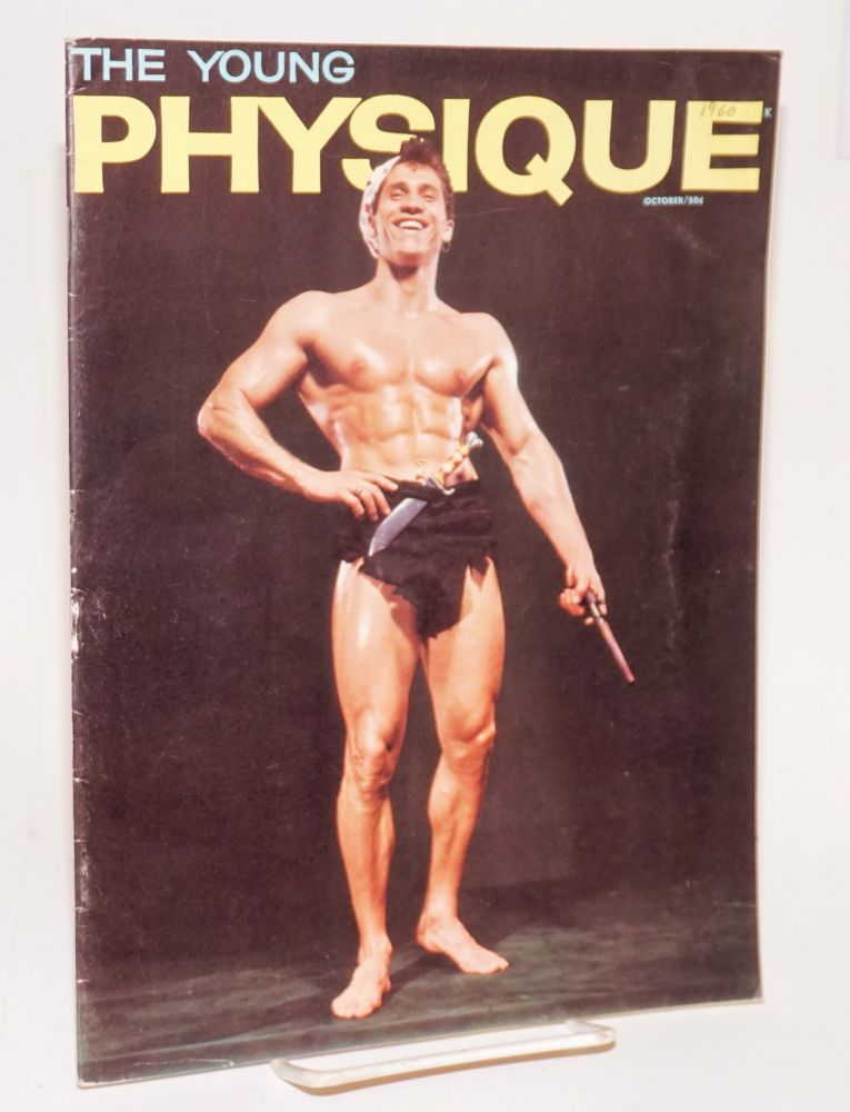 The Young Physique: vol. 2, no. 4 October 1960