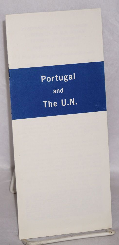Portugal and the UN