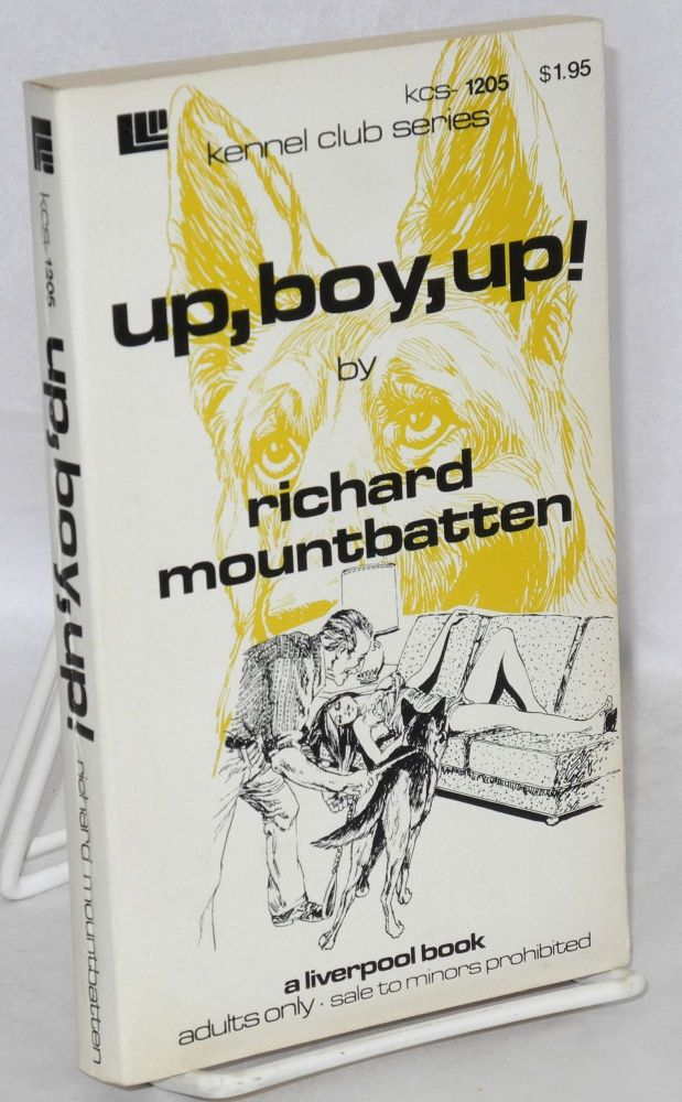 Up, Boy, up! Richard Mountbatten.